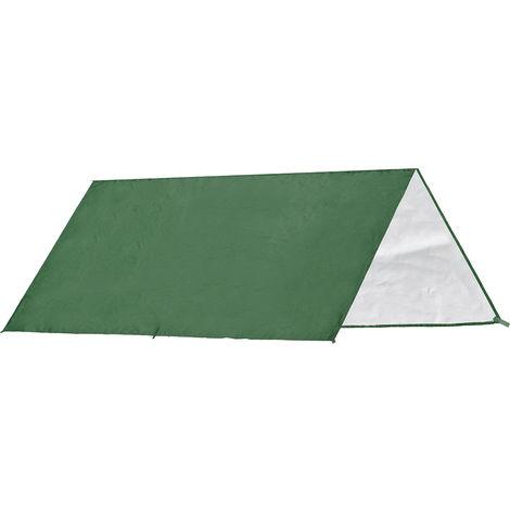 3 * 3m Waterproof Camping Tent Tarp Shelter Hammock Rain Cover Fly Camping