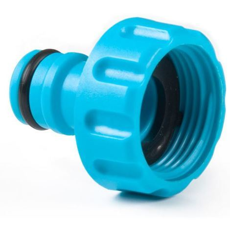 3/4inch Hozelock Compatibile Threaded Tap Connector With Hose End