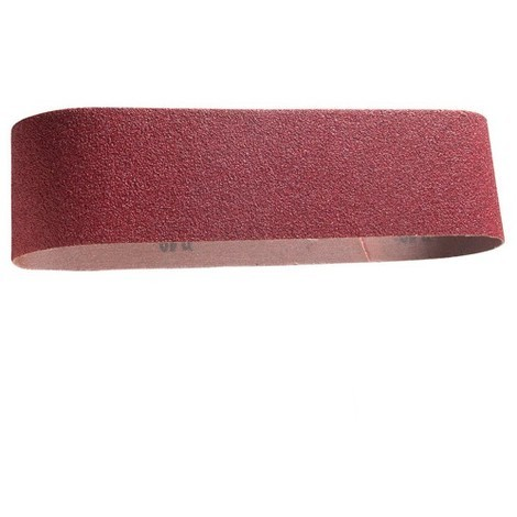 3 bandes abrasives sans fin 13 x 457 mm Gr 120 Corindon - 10950003 - Sidamo