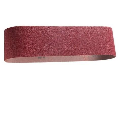 3 bandes abrasives sans fin 13 x 457 mm Gr 40 Corindon - 10950001 - Sidamo