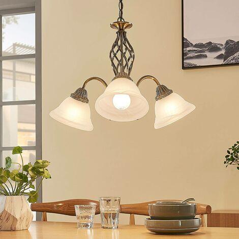3-bulb pendant light Mialina