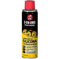 3-EN-UNO Profesional Lubricante de Silicona en spray 250ml.