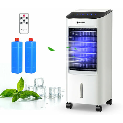 """main image of """"3-in-1 Portable Evaporative Cooler Fan Humidifier Air Conditioners 7L Water Tank"""""""