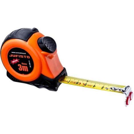 3 meter tape measure, tape measure, magnet, lock