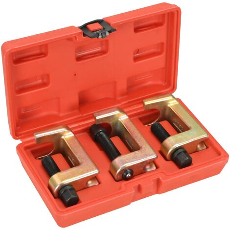 3 Piece Ball Joint Separator Puller Removal Tool Kit