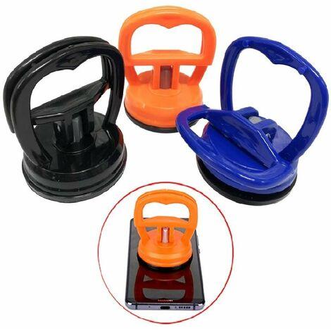 3 Pièces 5.5CM Heavy Duty Suction Dent Pullers Ventouses de Voiture Cupsredresser la carrosserie pour écran téléphone Portable Voiture Outil de Retrait Mini Verre Ventouse