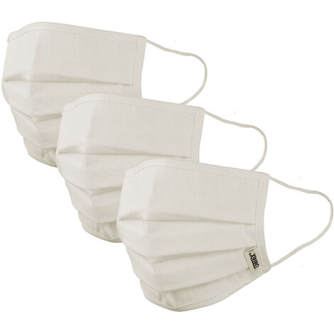 3 Pieces Set Protection Mask Cotton
