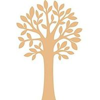 3 Siluetas árboles Artemio