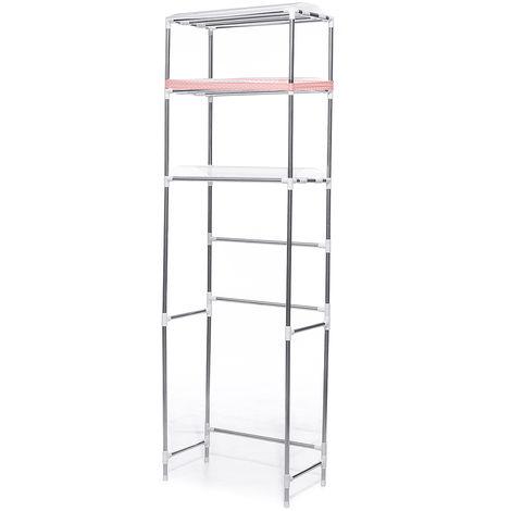 3 Sofa Shelf Above Storage Holder For Toilet Towel Shelf