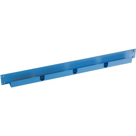 3 Stangenhalter 450 Mm Blau