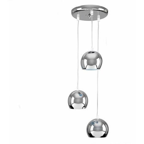 3 Way Pendant Ceiling Light