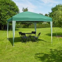 3 x 3m Pop-Up Gazebo Party Tent