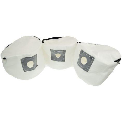 10 Fresh Cloth Filter Reusable Zip Bag For Numatic HENRY HVR200a HVR200 Vacuum
