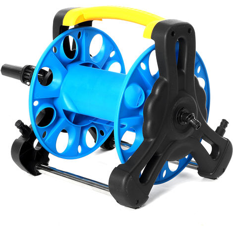 30-40m Chariot de bobine arrosage de jardin tuyau de pulvérisation
