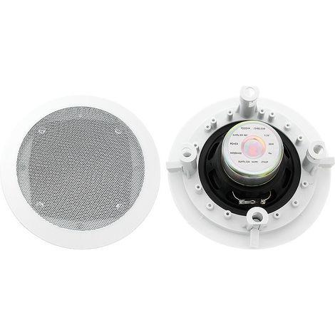 30-705 plafond Haut-parleur 30W 165mm / 6ohm blanc