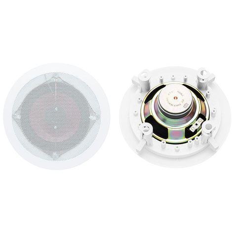 30-707 plafond Haut-parleur 30W 135mm / 6ohm blanc JVC