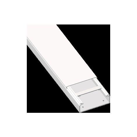 30 Canal para aire acondicionado blanco RAL9010 60X60 U23X UNEX 30031-2
