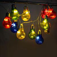 30 LED GARDEN CHRISTMAS PARTY FAIRY LIGHT STRING WIRE FESTOON LED LIGHTS