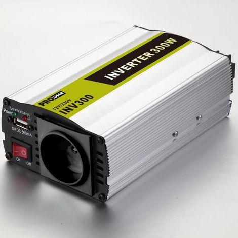 300 - Convertisseur De Tension 300 W Pro-user Pro User