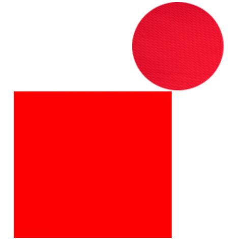300 Manteles individuales 100x100 cm rojo