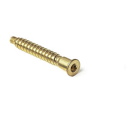 300 tornillos de cabeza ALLEN, fabricado en hierro, zincado y para llaves M7