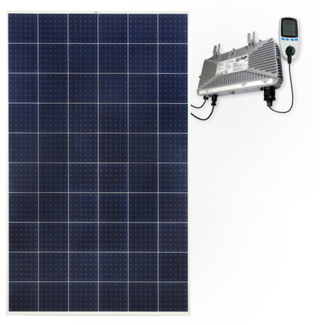300 Watt Solar Photovoltaik PV Plug & Play Mini-Solaranlage für die Steckdose