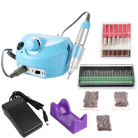 30000r electrico esmalte de unas Herramientas de Extraccion, maquina de perforacion, de color azul claro