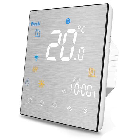3000LS-WIFI WiFi Smart Thermostat Temperaturregler für Wasser funktioniert mit Alexa Google Home
