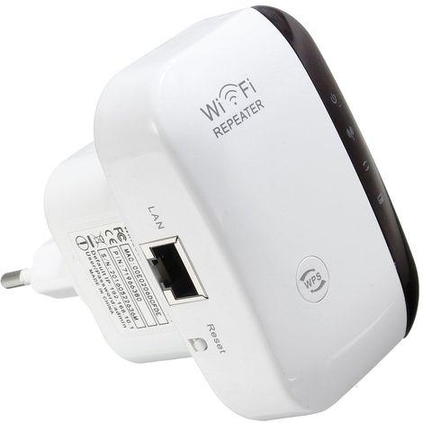 """main image of """"300Mbps Wifi Répéteur Amplificateur Sans Fil 802.11n RouteurPRISE EU"""""""