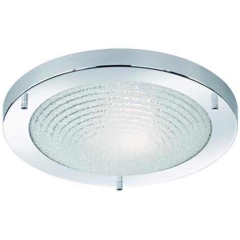 300mm Circular Flush Ceiling Fitting by Washington Lighting