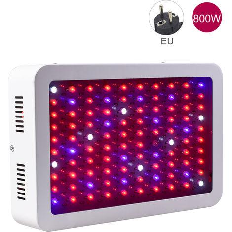 300W LED crece las bombillas de espectro completo UV IR cultivo hidroponico de la lampara de Semillas A partir de efecto invernadero, 300W, blanca