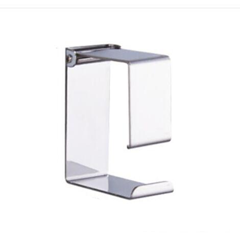 304 Stainless Steel Bathroom Washbasin Wall Basement Washbasin Toilet Washing Machine Toilet Punch Free Storage Stand for Mobile Washbasin