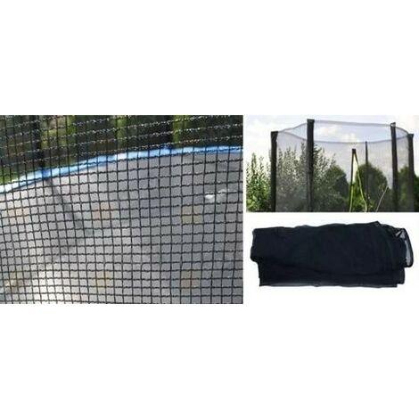 305cm net trampoline extérieur