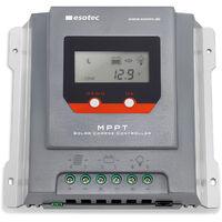 30A Solar MPPT Laderegler für 12-24V Solaranlagen Controller Solarregler 140015
