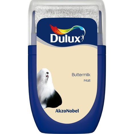 30ml Buttermilk Roller Tester Dulux