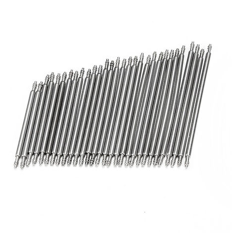 30Pcs Spring Bar 23 To 37mm Bracelet Watch Assortment