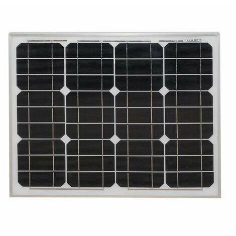 30w Mono-Crystalline Solar Panel Photo-voltaic for boat caravan home