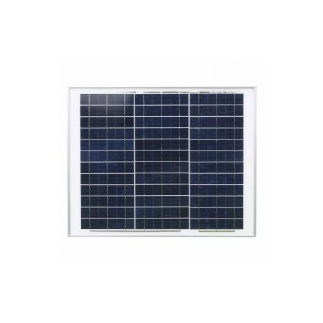 30w Poly-Crystalline Solar Panel Photo-voltaic for boat caravan home
