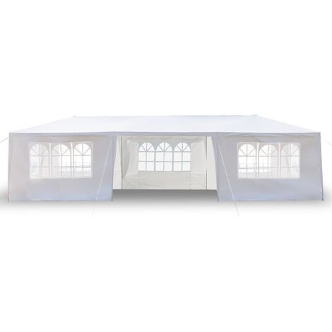 30x10 Inch Seven Sides Portable Home Use Waterproof Tent with Spiral Tubes