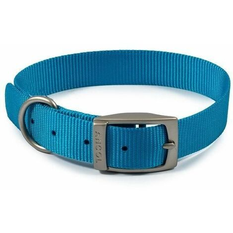 310070 - Nylon Collar Blue 20-26cm Size 1