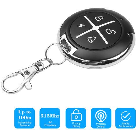 315 Mhz Sans Fil Clone Commutateur Clonage Copie 315Mhz Portail Electrique Ouvre-Porte De Garage Duplicateur De Commande Telecommande Portable Key Fob
