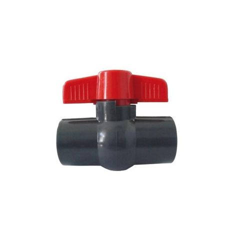 ø32 vanne monobloc PVC