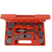 32.5*25*7cm Coffret Set repousse piston d étrier de frein Kit d outils 13 pièces Rouge