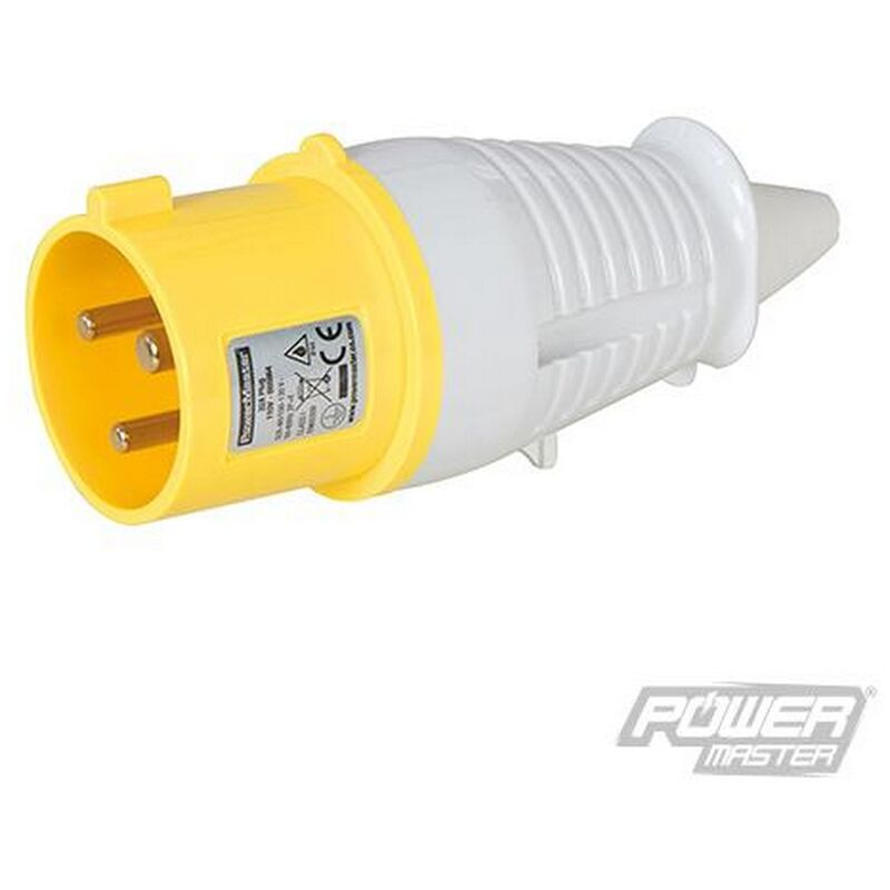 Power Master - PowerMaster (868864) 32A Plug 110V 3 Pin