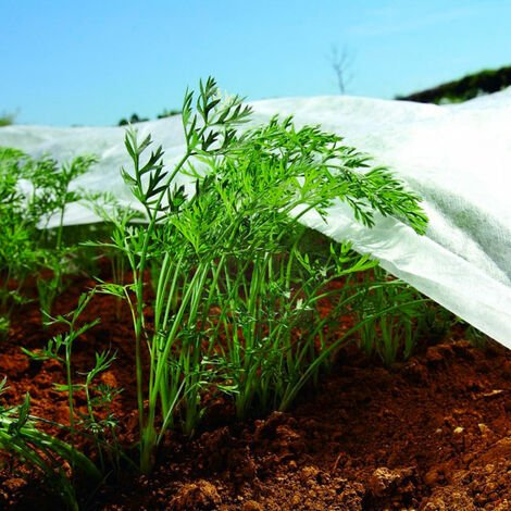 3,2m x 10 m non-tissé protection contre le gel des cultures de couverture végétale tissu des moustiquaires