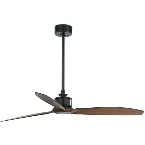33394 - Ventilatori da soffitto Just Fan - Transparente (altura regulable)