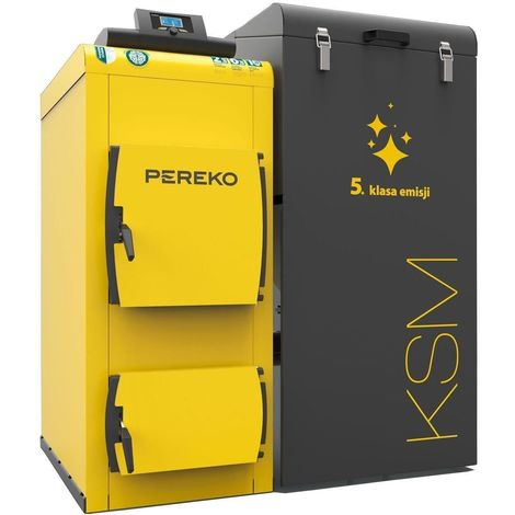 34kW Power Efficient Heating 5th Energy Class Boiler Eco-Pea Coal PerEko KSM