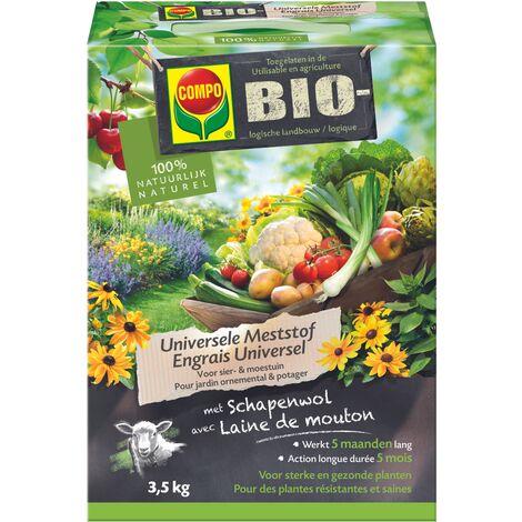 3,5 kg de fertilizante universal Compo Orgánica