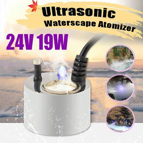 350 ml / h 24V 19W 36mm humidificateur d'air ultrasonique brumisateur domestique