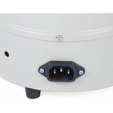 350 W 220 V 1000 ml Labor Gaine chauffante numérique Magnétique Gaine chauffante Magnétique Bec mélangeur pour piston rond Chauffage parasol Temperiergeräte
